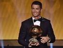 C.Ronaldo không tới tham dự lễ trao giải Quả bóng vàng