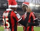 """Balotelli lập cú đúp, """"hiện tượng"""" Nice độc chiếm ngôi đầu Ligue 1"""