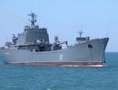 Nga điều hai tàu chiến đến Syria