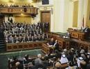 Ai Cập: Thượng viện và Hội đồng Lập hiến bị vô hiệu hóa