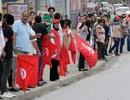 Hàng nghìn người Tuynidi biểu tình phản đối chính phủ Hồi giáo