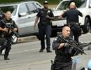 Nổ súng bên ngoài Nhà Trắng và Quốc hội Mỹ
