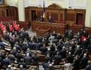 Quốc hội Ukraine thông qua luật chống ly khai