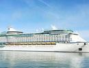 Tàu du lịch lớn thứ 3 thế giới lần đầu cập cảng Thừa Thiên Huế