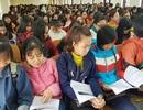 Hàng trăm nữ sinh viên bỡ ngỡ khi nghe kiến thức về sức khỏe sinh sản