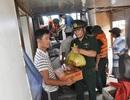 Cứu hộ thành công tàu Trung Quốc gặp nạn trên vùng biển Huế