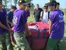 """Khinh khí cầu nước Anh gặp sự cố khi """"hạ cánh"""" tại Thừa Thiên Huế"""