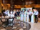 Đưa show mini áo dài Huế phục vụ du khách tại các khách sạn
