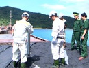 Bộ đội Biên phòng bắt giữ 2 tàu chở hơn 5.000 tấn than trái phép