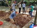 Khảo cổ tìm lăng mộ vua Quang Trung: Đào 2 hố khảo cổ cuối cùng