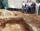 Dấu vết một nền kiến trúc rộng lớn xuất hiện sau đợt khảo cổ dấu tích tại Huế