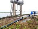 Người dân 2 tỉnh lo nhà máy dệt nhuộm xả thải thẳng ra sông