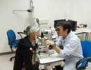 Phẫu thuật đục thủy tinh thể miễn phí cho nhiều bệnh nhân nghèo vùng xa