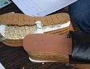 Hàng ngàn viên ma túy tổng hợp giấu trong lốp xe, dưới đế giày