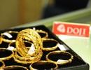Giá vàng tăng trở lại hơn 120.000 đồng/lượng