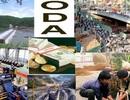 Vốn không hoàn lại chỉ chiếm 4,5% tổng vốn viện trợ ODA