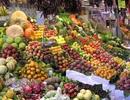 """Cuối năm, Việt Nam thành """"điểm tập kết"""" rau quả và bánh kẹo Thái Lan, Trung Quốc"""
