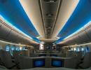 Ngắm nội thất siêu sang của chiếc Boeing 787 Việt Nam vừa sở hữu