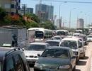 Đề xuất bỏ áp dụng tem phí đường bộ đối với ô tô