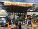 Vụ dân Hòa Bình phản đối trạm thu phí: Đề xuất giảm phí 60%