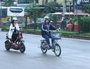 Xe đạp, xe máy điện phải đăng ký, đeo biển kiểm soát