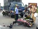 9 ngày nghỉ Tết: Hơn 400 vụ tai nạn giao thông, 300 người chết