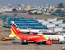 Nhiều chuyến bay bị ảnh hưởng do sương mù dày đặc