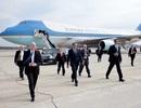 """""""Ưu tiên đặc biệt"""" vùng trời đón chuyến cơ Tổng thống Mỹ"""