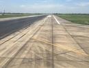 Đường băng sân bay Nội Bài và Tân Sơn Nhất bị hằn lún cục bộ