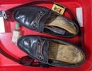 Phát hiện dao giấu dưới giày của khách đi máy bay
