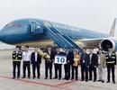 Việt Nam tiếp nhận thêm máy bay Boeing 787-9 hiện đại nhất thế giới