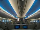 Thiết kế khoang Thương gia máy bay Vietnam Airlines lọt top đẹp nhất