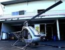 Chiếc trực thăng tự chế thứ 2 của lão nông Bình Dương cất cánh