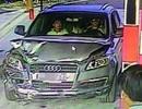 Tài xế xe Audi tông chết người đã đến trình diện công an