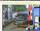 Clip ghi lại hình ảnh chiếc Audi bỏ chạy sau khi gây tai nạn chết người
