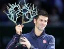 Djokovic lần thứ ba vô địch Paris Masters