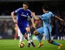 Chelsea chia điểm với Man City