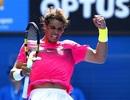"""""""Thổi bay"""" Youzhny, Nadal khởi đầu mỹ mãn"""