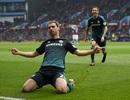 """Ivanovic đưa Chelsea """"qua ải"""" Villa Park"""
