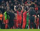 Đêm buồn của thầy trò Mourinho