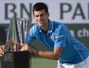 Đánh bại Federer, Djokovic tiếp tục giành cúp vô địch