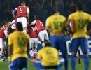 """Brazil bị loại sau """"loạt đấu súng"""" với Paraguay"""