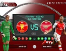 Man Utd - Arsenal: Vì Champions League