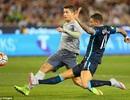 Man City thua thảm Real Madrid trước ngày sang Việt Nam