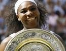 Serena Williams lần thứ 6 vô địch Wimbledon