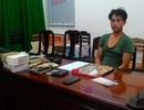 Bắt đối tượng trộm cắp số tài sản lớn của nhà sách