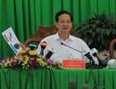 Thủ tướng: Cả hệ thống chính trị phải cùng vào cuộc ứng phó hạn, mặn