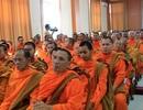 Nhiều nghệ nhân người dân tộc Khmer được phong tặng danh hiệu nghệ sĩ ưu tú