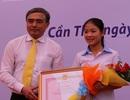 Trao giải Nhất cuộc thi viết thư quốc tế UPU