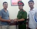 Hà Nội: CSGT trả lại hơn 20 triệu đồng nhặt được